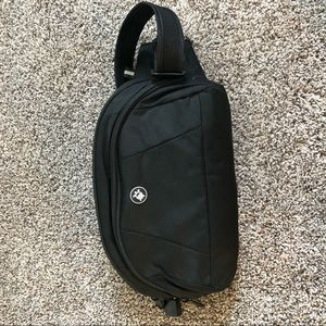 Pack safe hip travel bag